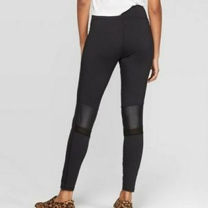 A new day high waisted moto leggings